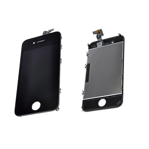 iphone 4 black screen iphone 4s black glass screen replacement 14370