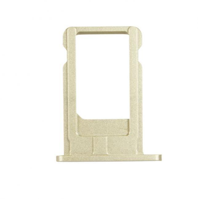 best sneakers 31993 e52b0 iPhone 6 Plus SIM Card Tray Gold