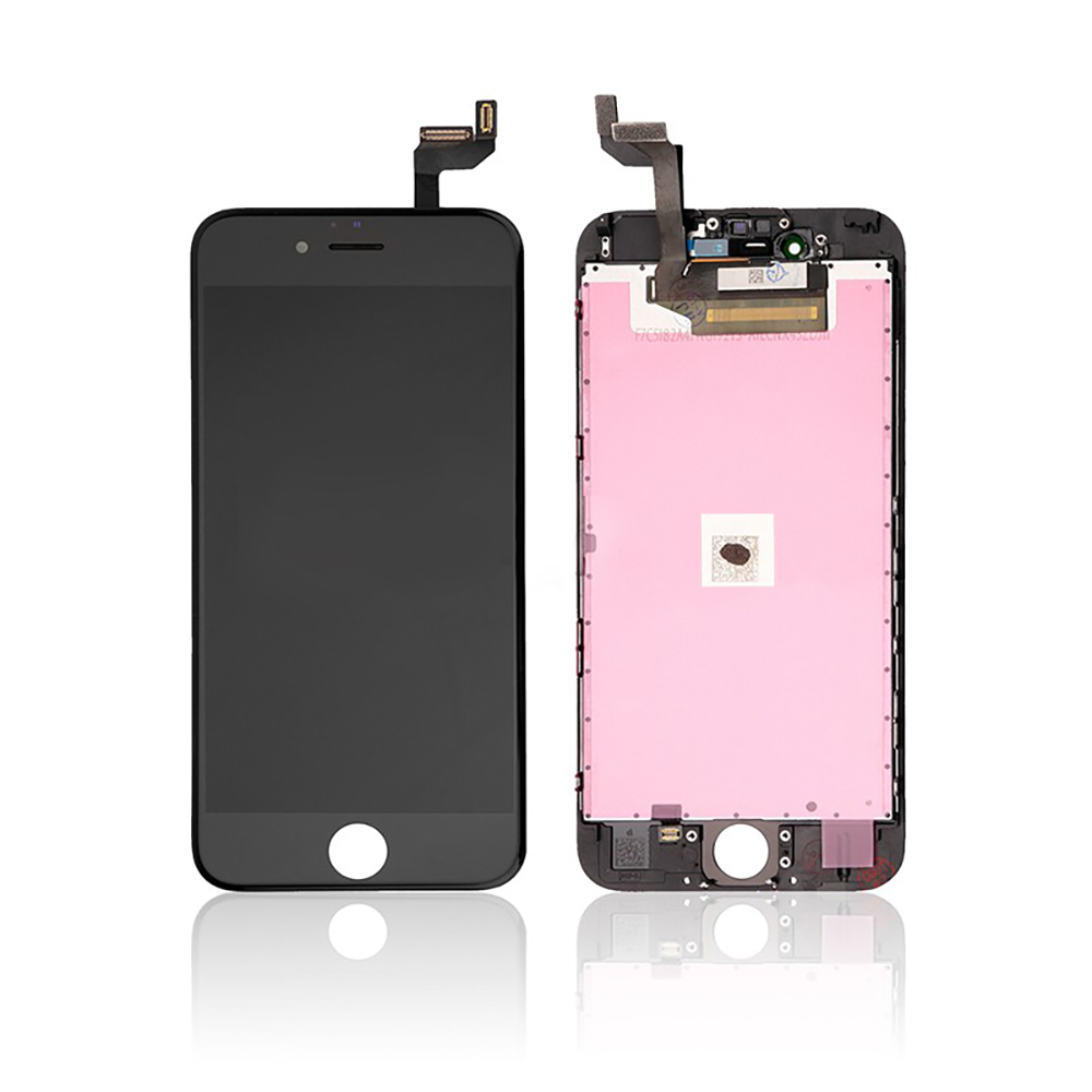 buy popular 83b56 93b22 iPhone 6S LCD and Digitizer Glass Screen Replacement (Black) (Grade A)