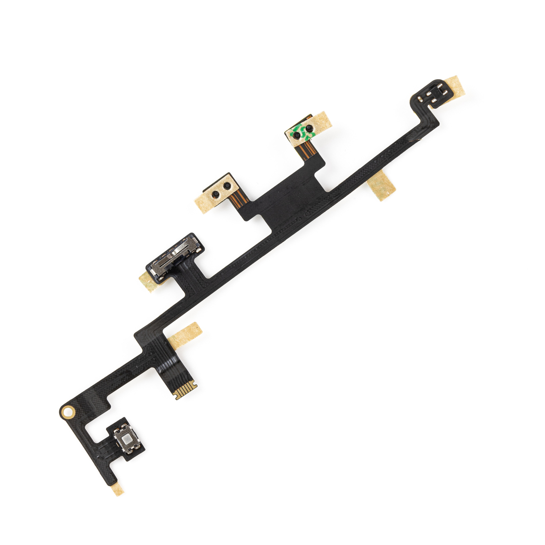 iPad 3//4 Power and Volume Flex Cable