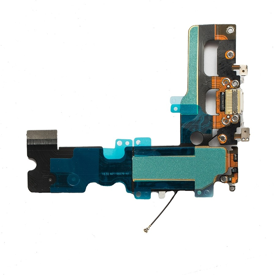 separation shoes 7c062 dfddc iPhone 7 Plus Charging Dock Flex Cable Replacement - Grey