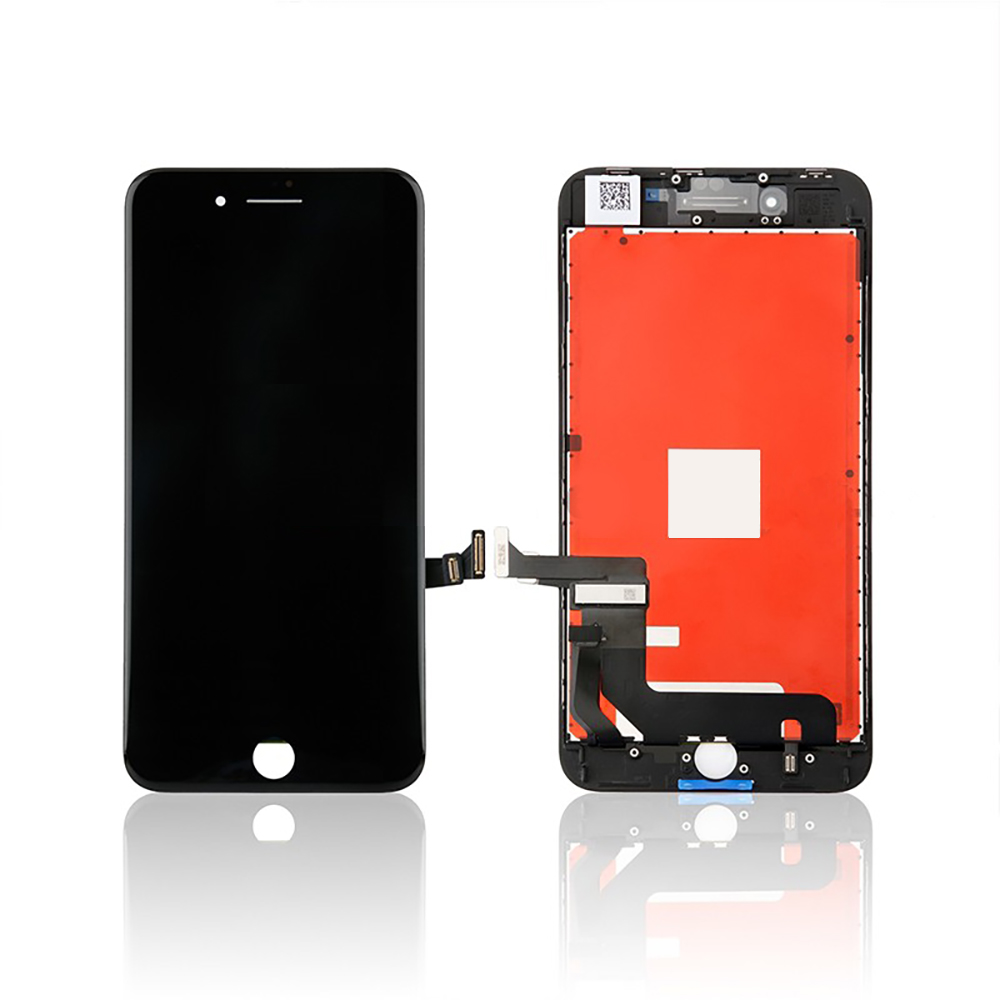 huge discount 45219 95a46 iPhone 8 Plus LCD and Digitizer Glass Screen Replacement (Black) (PREMIUM)